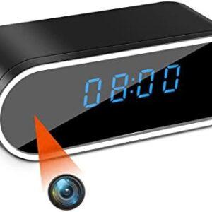 מצלמה נסתרת בשעון לבית
