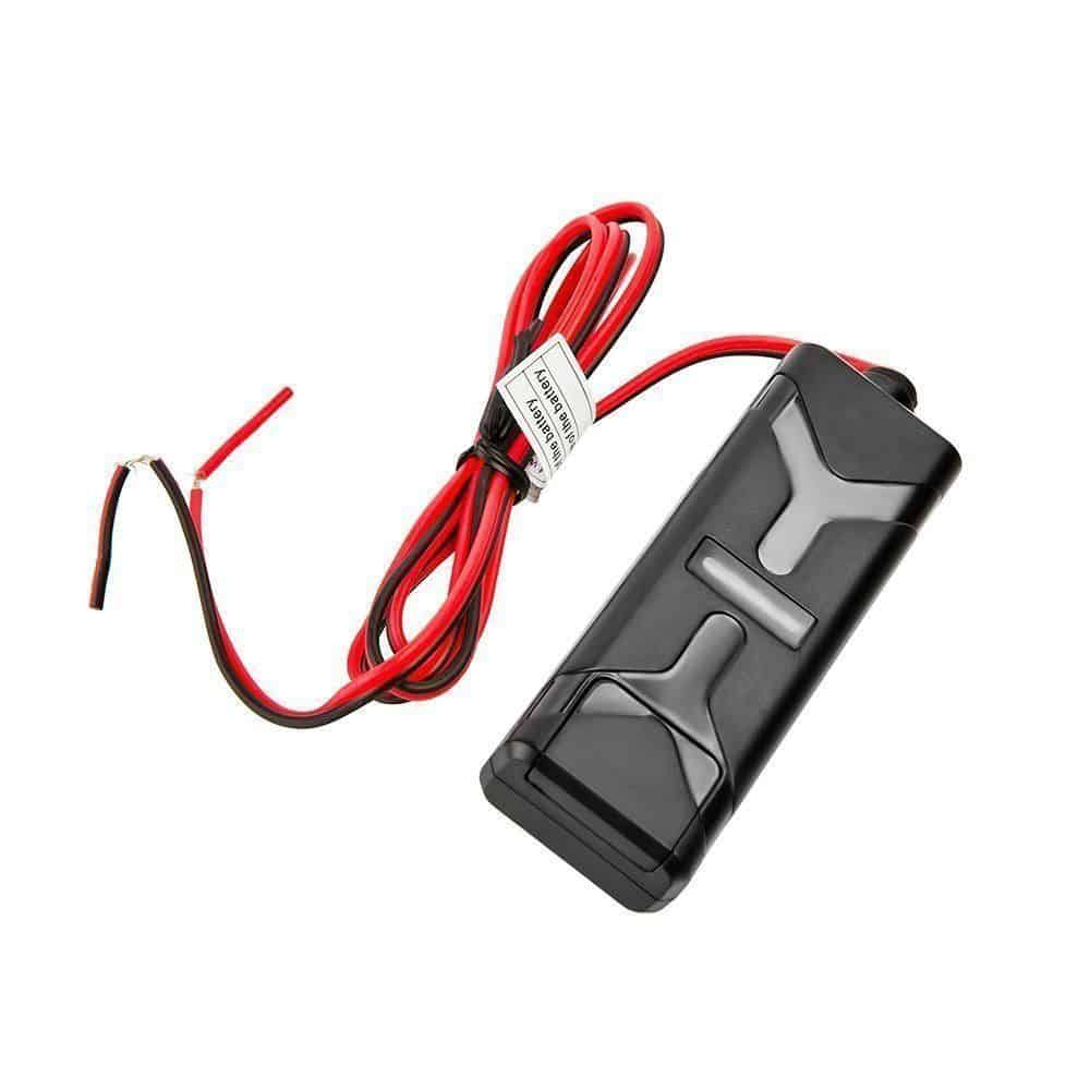 מעקב איתורן וGPS לרכב - חשמל קבוע