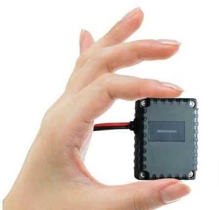 מעקב GPS לרכב מערכת קטנה