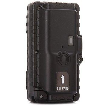 מערכת איתורן GPS עם מגנט חזק