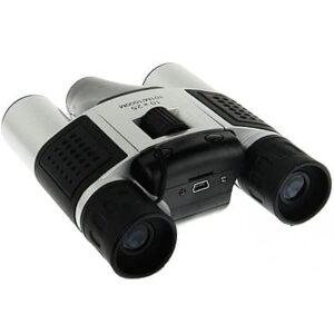 משקפת מצלמה של וידאו ותמונות עם כרטיס זיכרון