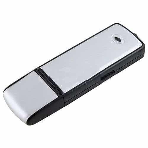 מכשיר הקלטה בחיבור USB