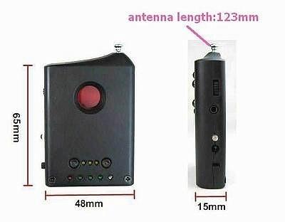 מכשיר גילוי מצלמות והאזנות