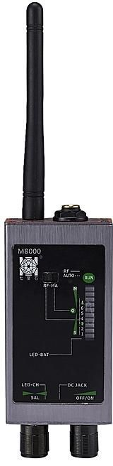 מכשיר גילוי מצלמות מקצועי