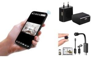 מצלמות נסתרות להגנה ביתית