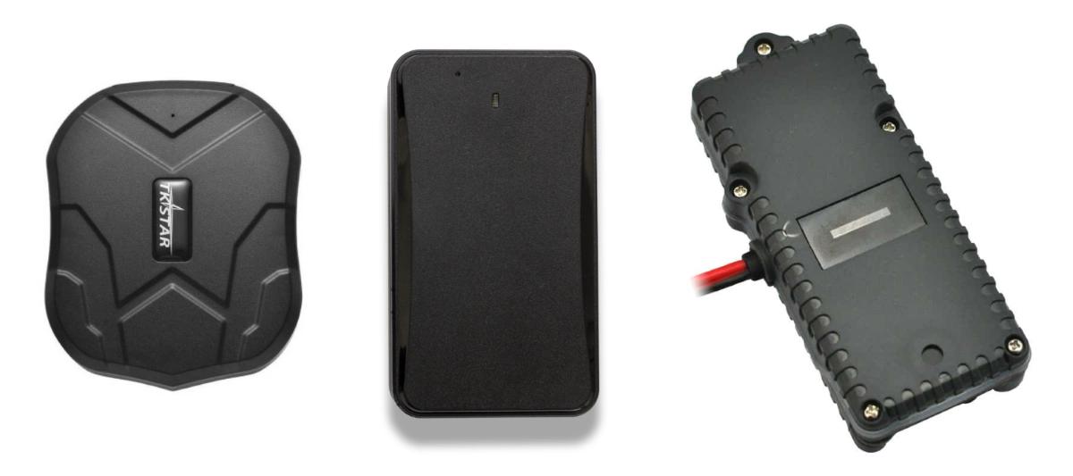 מכשירי מעקב GPS לרכב
