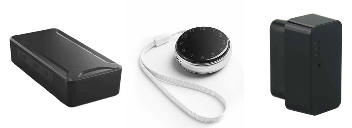 מכשירי מעקב GPS ניידים