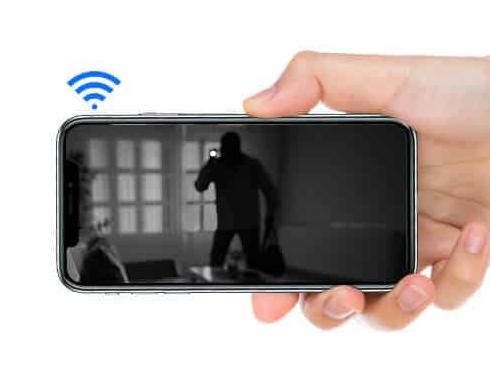 מצלמות נסתרות לאבטחה ביתית